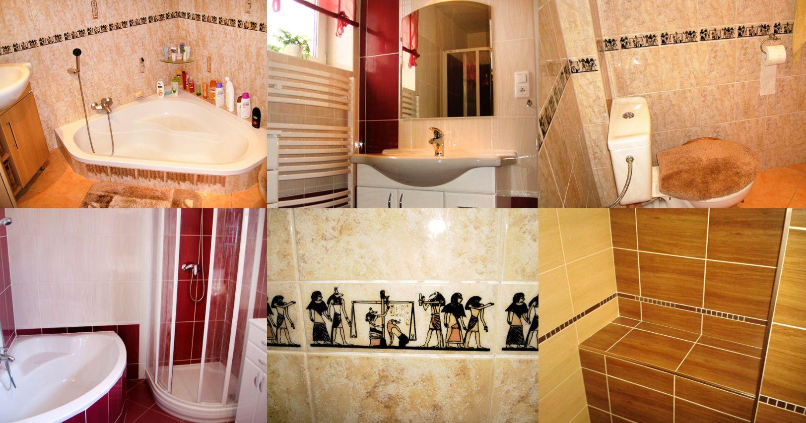 Koupelny - obklady a dlažby - OBKLADAČI PLZEŇ